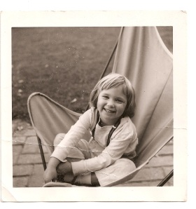 Julie in chair 2